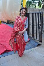 Ragini Khanna at Anurag Basu_s Saraswati Pooja on 13th Feb 2016 (20)_56c05f495b8df.JPG