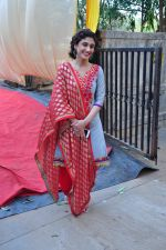 Ragini Khanna at Anurag Basu_s Saraswati Pooja on 13th Feb 2016 (23)_56c05f4e805c0.JPG