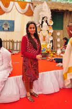Shweta Pandit at Anurag Basu_s Saraswati Pooja on 13th Feb 2016 (24)_56c05f79d24c3.JPG