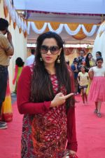 Shweta Pandit at Anurag Basu_s Saraswati Pooja on 13th Feb 2016 (27)_56c05f7ce6495.JPG