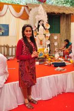 Shweta Pandit at Anurag Basu_s Saraswati Pooja on 13th Feb 2016 (28)_56c05f7e087cc.JPG