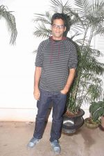 Vikramaditya Motwane at Neerja Screening on 13th Feb 2016