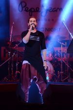 Ayushmann Khurrana at Pepe Jeans music fest in Kalaghoda on 14th Feb 2016