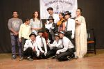 Juhi Chawla at the Marathi Sahitya Sangh to watch a cultural programme put up by children of various schools on 14th Feb 2016