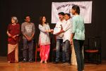 Juhi Chawla at the Marathi Sahitya Sangh to watch a cultural programme put up by children of various schools on 14th Feb 2016 (3)_56c193d916f61.JPG
