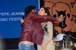 Katrina Kaif at Pepe Jeans music fest in Kalaghoda on 14th Feb 2016