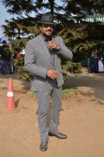 Madhavan at Mid-Day race in Mumbai on 14th Feb 2016