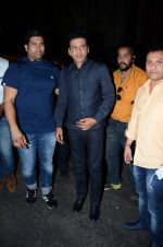 Manoj Bajpai at Pepe Jeans music fest in Kalaghoda on 14th Feb 2016