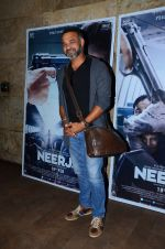 Abhinay Deo at Neerja Screening in Mumbai on 15th Feb 2016 (9)_56c2e4a8dff1a.JPG