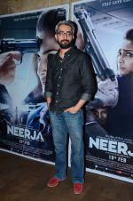 Abhishek Sharma at Neerja Screening in Mumbai on 15th Feb 2016
