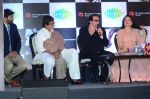 Amitabh Bachchan, Jaya Bachchan, hema Malini, Dharmendra at Babul Supriyo_s album Dream Girl for SAREGAMA on 15th Feb 2016 (198)_56c2e746b8909.JPG