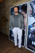 Atul Kasbekar at Neerja Screening in Mumbai on 15th Feb 2016