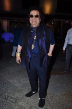 Bappi Lahiri at Sameer in Guinness book of records bash with music fraternity on 15th Feb 2016