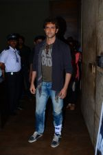 Hrithik Roshan at Neerja Screening in Mumbai on 15th Feb 2016