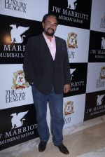 Kabir Bedi at Ritu Beri