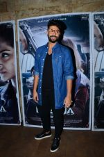 Kunal Rawal at Neerja Screening in Mumbai on 15th Feb 2016