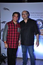 Lalit Pandit at Sameer in Guinness book of records bash with music fraternity on 15th Feb 2016