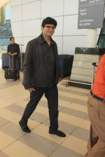 Parsoon Joshi snapped at airport on 15th Feb 2015 (3)_56c2c3125d7e5.JPG