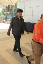 Parsoon Joshi snapped at airport on 15th Feb 2015