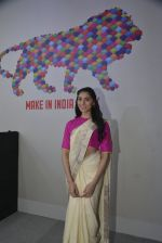 Perina Qureshi at make in India on 15th Feb 2016