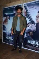 Purab Kohli at Neerja Screening in Mumbai on 15th Feb 2016