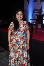 Sadhna Sargam at Sameer in Guinness book of records bash with music fraternity on 15th Feb 2016 (62)_56c2e43a84075.JPG