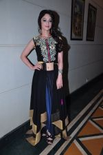 Sandeepa Dhar at the launch of film Global Baba on 15th Feb 2016