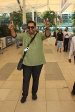 Shankar Mahadevan snapped at airport on 15th Feb 2015