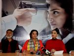 Sonam Kapoor, Shabana Azmi promotes Neerja in Delhi on 15th Feb 2016