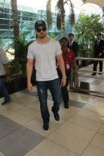 Sooraj Pancholi snapped at airport on 15th Feb 2015