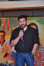 Sunny Deol at the launch of film Global Baba on 15th Feb 2016 (19)_56c2c4ea98e09.JPG