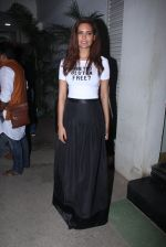 Esha Gupta at Aligargh screening in Mumbai on 16th Feb 2016