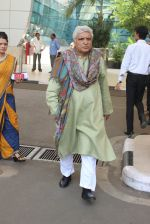 Javed Akhtar snapped at the airport on 16th Feb 2016 (41)_56c4199fa7fa1.JPG