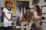 Monica Dogra and Ehsaan Noorani hosted kids of  Akanksha Foundation at the event organised by COLORS Infinity and Furtados School of Music