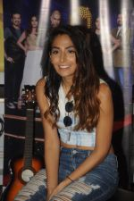 Monica Dogra at the COLORS Infinity organised activity in association with Futados School of Music and Akanksha Foundation