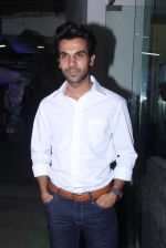 Raj Kumar Yadav at Aligargh screening in Mumbai on 16th Feb 2016
