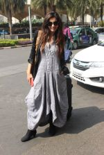 Shonali Nagrani snapped at the airport on 16th Feb 2016 (36)_56c419e644030.JPG