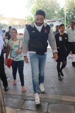 Abhishek Bachchan snapped at airport on 17th Feb 2016