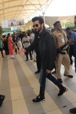 Anil Kapoor snapped at airport on 17th Feb 2016
