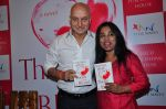 Anupam Kher at book launch in Mumbai on 16th Feb 2016
