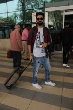 Ayushman Khurana snapped at airport on 17th Feb 2016