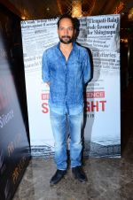 Deepak Dobriyal at Spotlight film screening in Mumbai on 17th Feb 2016