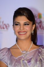 Jacqueline Fernandez at Cinnamon Hotel and Srilankan Airlines PC in Mumbai on 17th Feb 2016