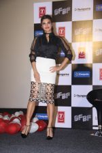 Jacqueline Fernandez at the launch of GF BF song on 17th Feb 2016