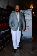 Kabir Bedi at Spotlight film screening in Mumbai on 17th Feb 2016