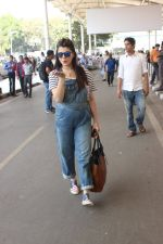 Kainaat Arora snapped at airport on 17th Feb 2016