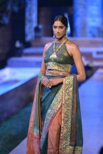 Model walk the ramp for Shaina NC Show at Make in India show at Prince of Wales Musuem with latest Bridal Couture in Mumbai on 17th Feb 2016
