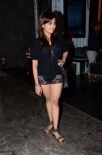 Monali Thakur at Spotlight film screening in Mumbai on 17th Feb 2016