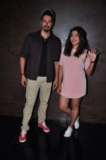 Nidhi Subbaiah, Rajneesh Duggal at Direct Ishq film promotions in Mumbai on 17th Feb 2016 (47)_56c57739bea72.JPG
