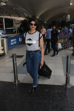 Prachi Desai snapped at airport on 17th Feb 2016